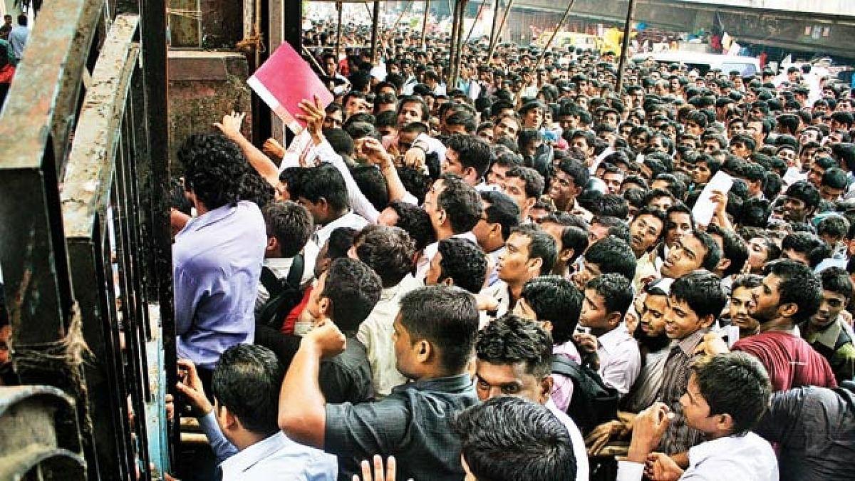 मोदी सरकार में बेरोजगारी दर ने तोड़ा एक और रिकॉर्ड, ताजा रिपोर्ट में 33 महीनों के उच्च स्तर पर पहुंची