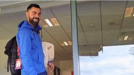 वीडियो: फुर्सत के पलों में 'चहल टीवी' पर मस्ती करते दिखे कप्तान कोहली और केएल राहुल