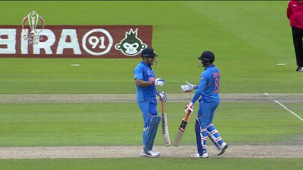 वर्ल्ड कप 2019 LIVE: खत्म हुआ भारत का विश्व कप का सफर, न्यूजीलैंड ने भारत को 18 रन से हराया