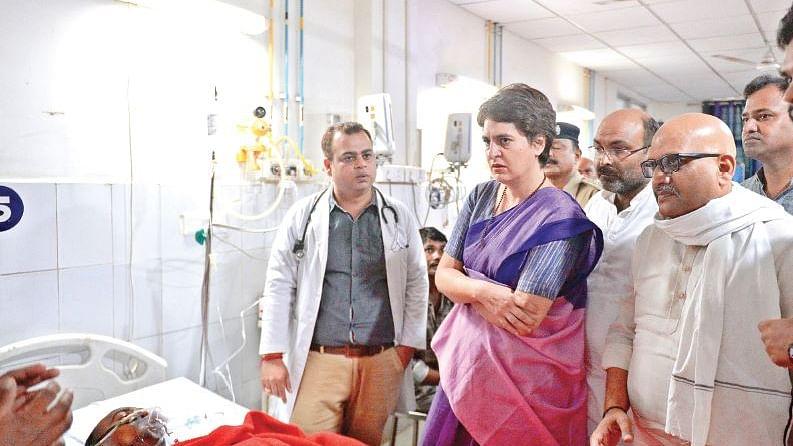 खरी-खरीः इंदिरा गांधी की राह पर चलकर प्रियंका ने कांग्रेस को दिखाई नई दिशा