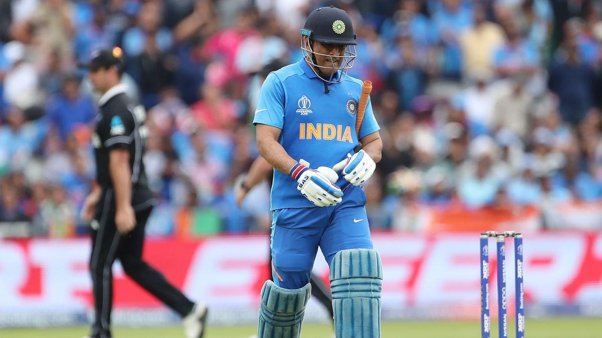 अंपायर की इस एक गलती की वजह धोनी हुए आउट  और टीम इंडिया हो गई विश्व कप से बाहर?  देखें वीडियो