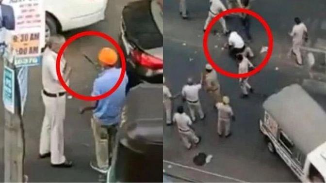 दिल्ली: मुखर्जी नगर में टैक्सी  ड्राइवर पर हमला करने के मामले में दो कांस्टेबल दोषी करार, किए गए बर्खास्त