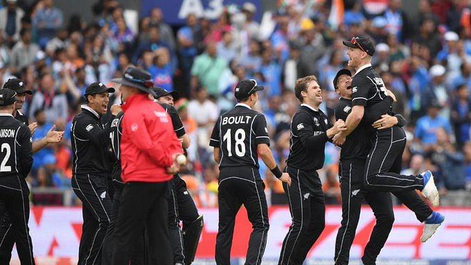 न्यूजीलैंड से हारकर विश्व कप से बाहर हुआ भारत, रोहित, राहुल, कोहली ने किया निराश