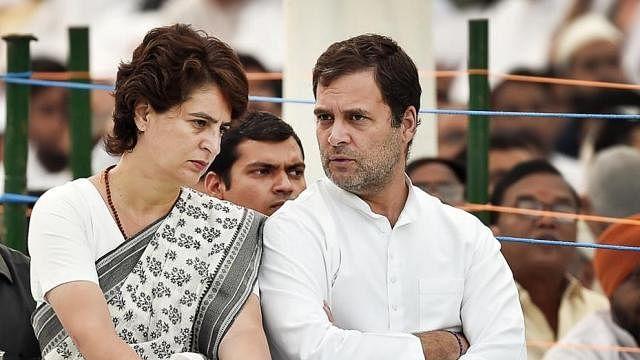 राहुल गांधी के इस्तीफे का प्रियंका ने किया सम्मान,  बोलीं- कुछ ही लोगों में होती ऐसी हिम्मत