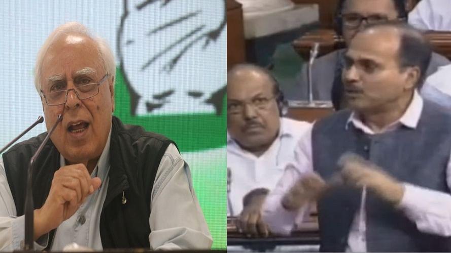 कर्नाटक संकटः कांग्रेस ने बीजेपी को ठहराया जिम्मेदार, अधीर चौधरी बोले- लोकतंत्र की धज्जियां उड़ा रहा सत्ताधारी दल