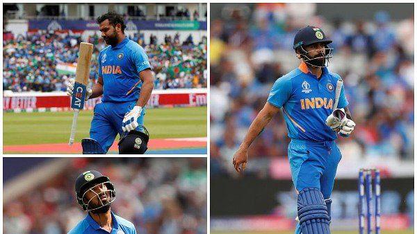 विश्व कप सेमीफाइनल: न्यूज़ीलैंड के खिलाफ भारतीय टीम के नाम दर्ज हुआ यह शर्मनाक रिकॉर्ड
