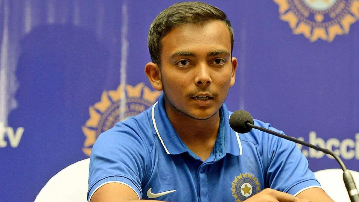 पृथ्वी शॉ ने टीम इंडिया के कोच को लेकर कुछ ऐसा कहा जो शायद रवि शास्त्री को पसंद न आए!
