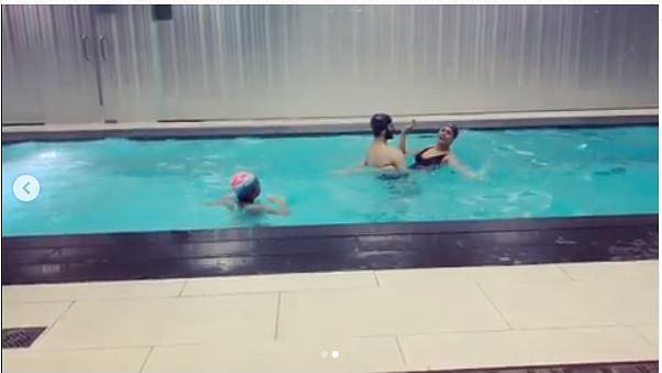 सिनेजीवन: बॉयफ्रेंड संग पूल में मस्ती करती दिखीं सुष्मिता और 'जुमांजी द नेक्स्ट लेवल' का ट्रेलर रिलीज