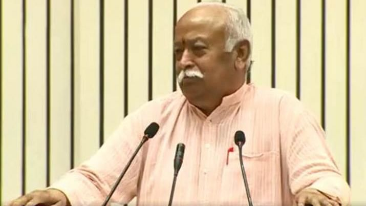 देश के अहम मुद्दों से ध्यान भटकाने के लिए बीजेपी ने दिलवाया मोहन भागवत से आरक्षण वाला बयान-कांग्रेस