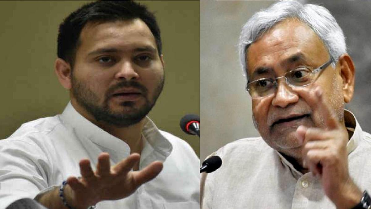 बिहार के डीजीपी को अपराधियों से खौफ, बताया जान का खतरा, तेजस्वी यादव ने 'सुशासन बाबू' से पूछे ये सवाल