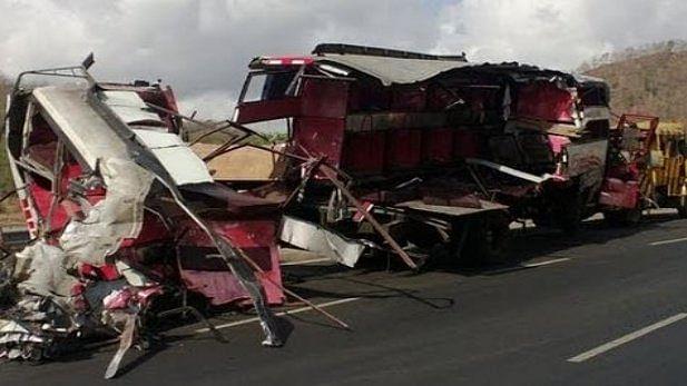 महाराष्ट्र के धुले में भीषण सड़क हादसा, 15 लोगों की मौत, 35 लोग घायल, दिल दहलाने वाली तस्वीरें आई सामने