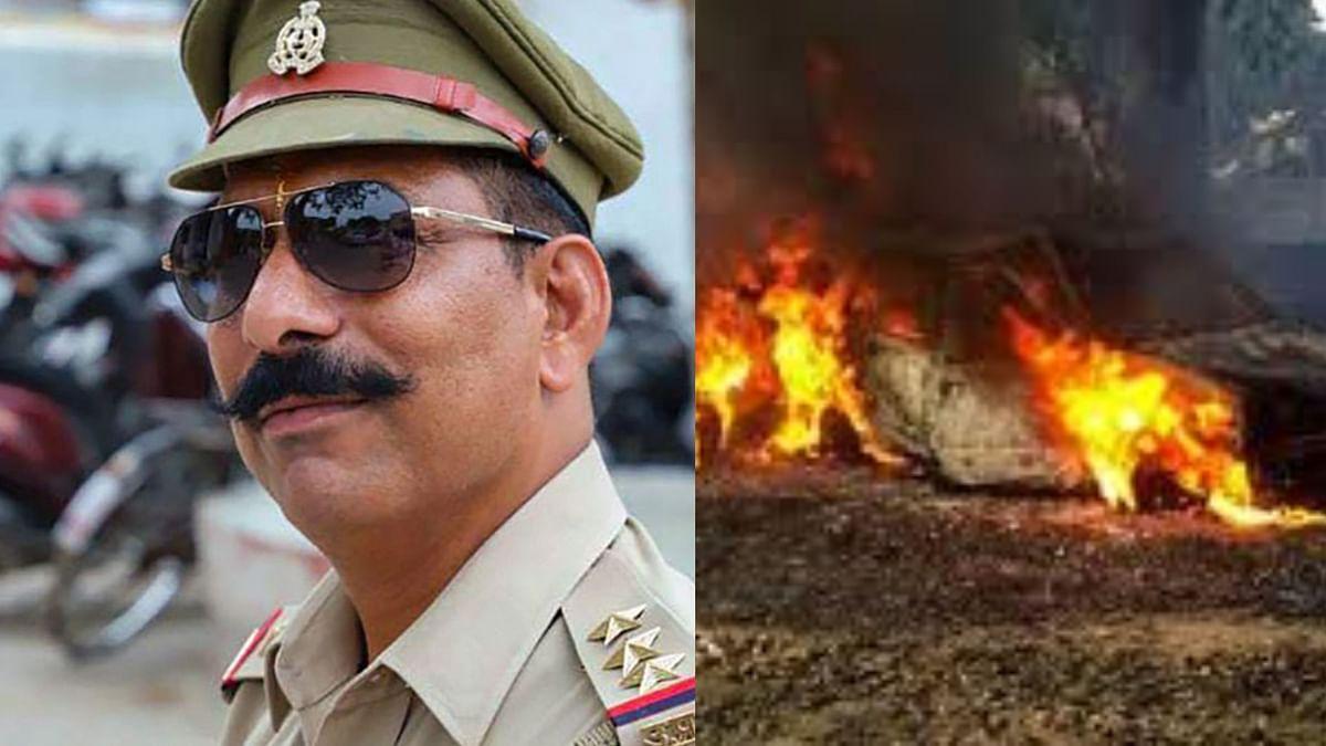 बुलंदशहर हिंसा के आरोपियों का फूल-माला  से स्वागत बीजेपी सरकार में मरती हुई संवेदना का प्रतीक: कांग्रेस
