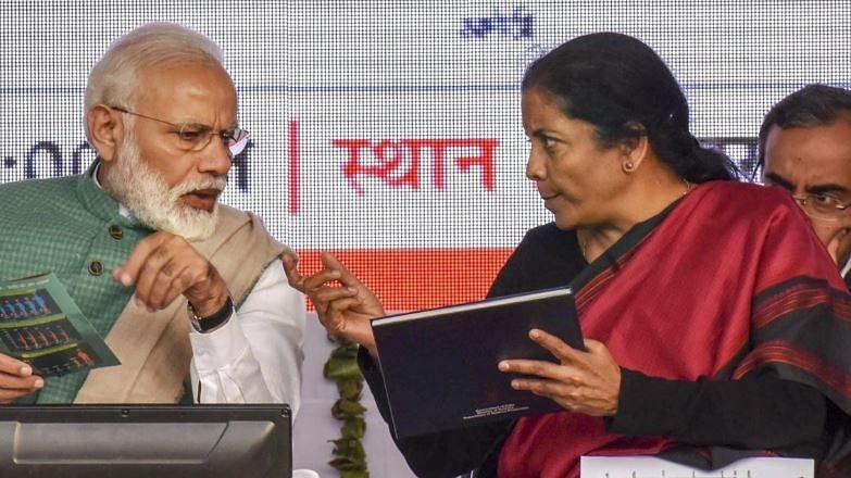 मोदी सरकार की नीतियों से आई मंदी, भारतीय अर्थव्यवस्था चौपट!