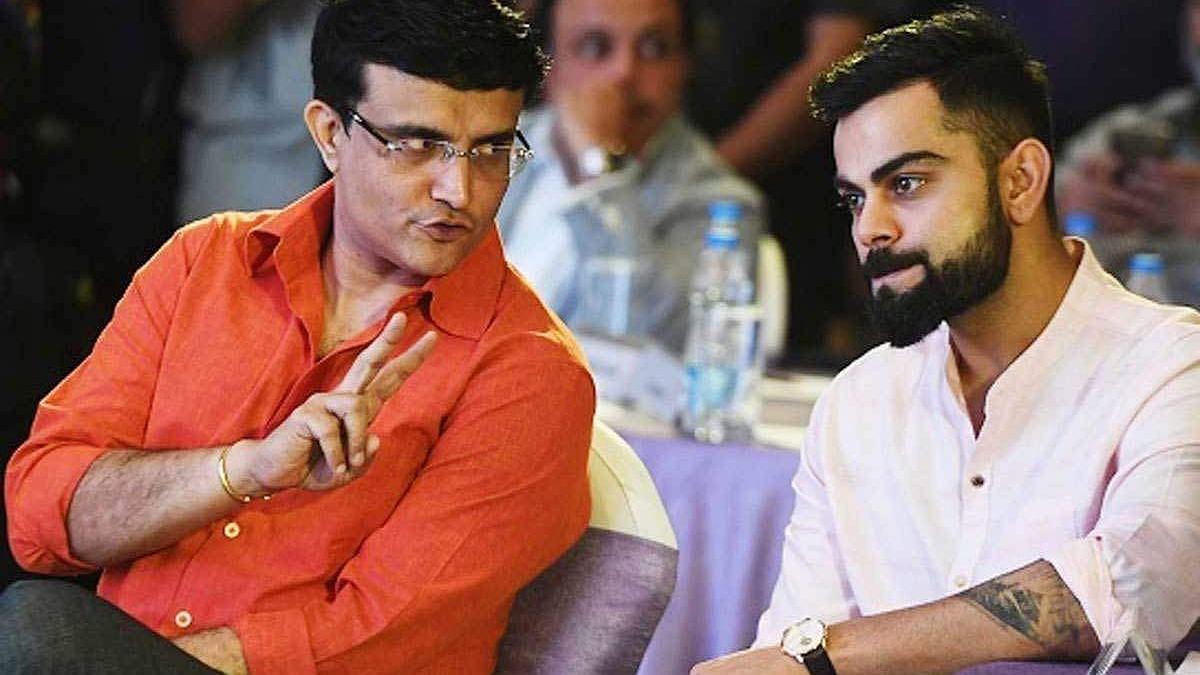 टीम इंडिया के कोच बनना चाहते हैं सौरव गांगुली, दादा ने किया ऐलान