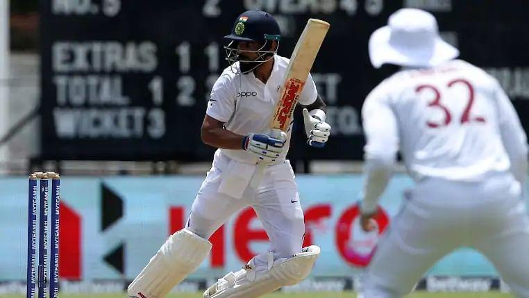 जमैका टेस्ट के पहले दिन बना नया विश्व रिकार्ड, भारत ने बनाए 264/5, शतक से चूके कोहली