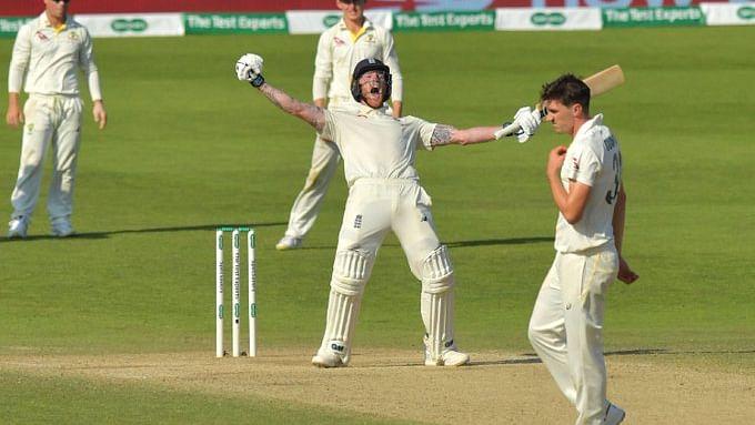 एशैज़ सीरीज़: लीड्स टेस्ट में  स्टोक्स के शानदार शतक से इंग्लैंड की आस्ट्रेलिया पर रोमांचक जीत
