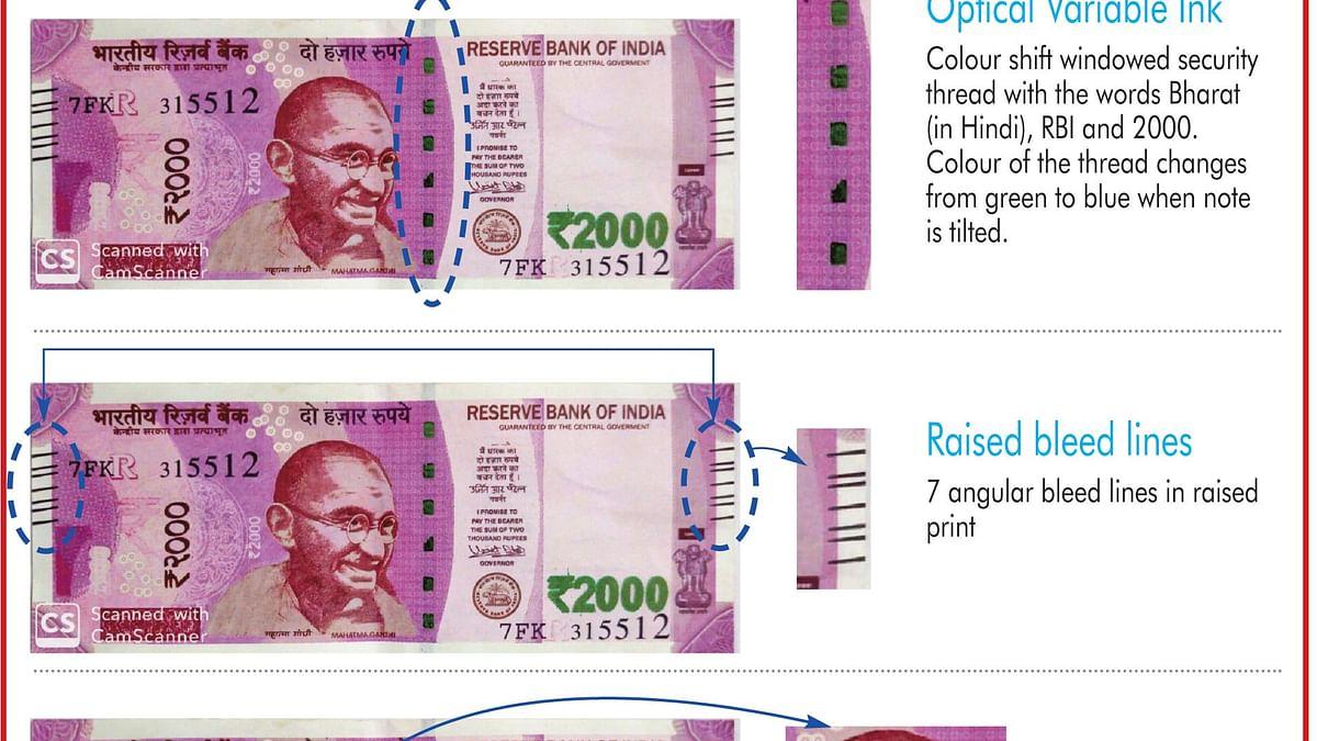 नकली तो नहीं आपका 2000 का नोट? पाकिस्तान ने लगाई अत्याधुनिक भारतीय रुपए में सेंध, ऐसे करें चेक
