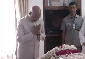 मोदी, आडवाणी, मनमोहन, सोनिया और राहुल समेत कई दिग्गजों ने सुषमा को दी श्रद्धांजलि, ये नेता नहीं रोक पाए अपने आंसू