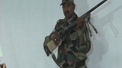वो बंदूक जिसको देखकर उड़ गए सुरक्षाबलों के होश और लेना पड़ा अमरनाथ यात्रियों को वापस बुलाने का फैसला