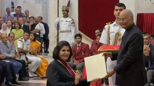 खेल दिवस पर राष्ट्रपति ने बांटे खेल पुरस्कार, दीपा मलिक, पूनिया को राजीव गांधी खेल रत्न अवॉर्ड, देखें पूरी लिस्ट