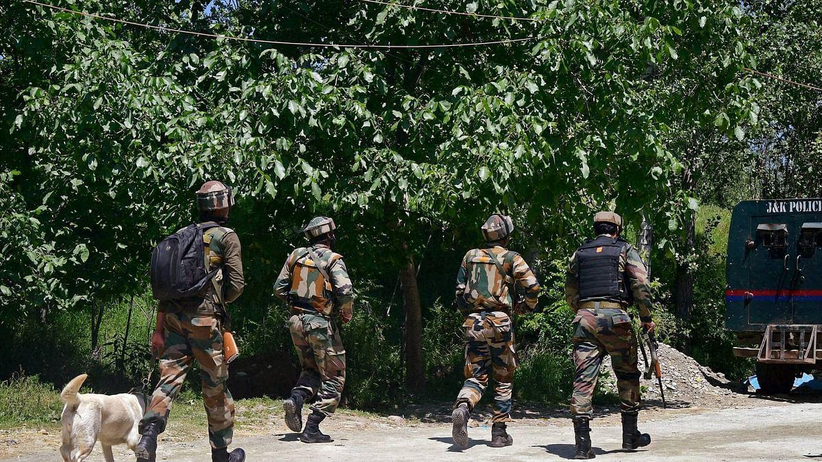 जम्मू-कश्मीर से अनुच्छेद 370 खत्म करने के बाद पहली मुठभेड़, एसपीओ शहीद, एक आतंकी ढेर