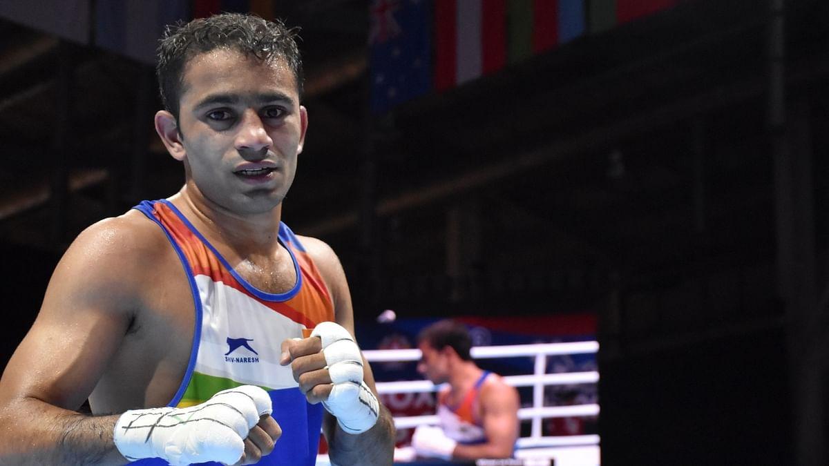 विश्व चैम्पियनशिप: पहले दौर में हारे सुशील कुमार, मुक्केबाजी में मनीष को कांस्य तो पंघल ने जगाई स्वर्ण की आस