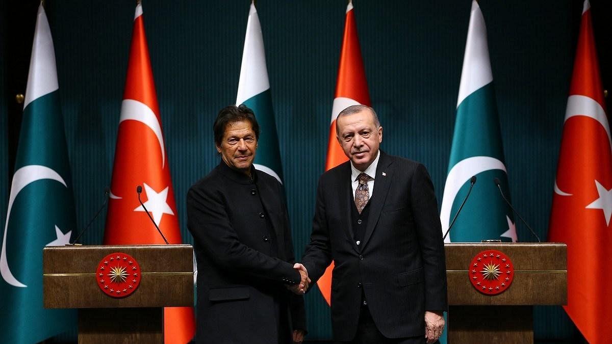 पाकिस्तान को मिला तुर्की  का साथ, राष्ट्रपति एर्दोगन ने यूएनजीए में उठाया कश्मीर का मुद्दा