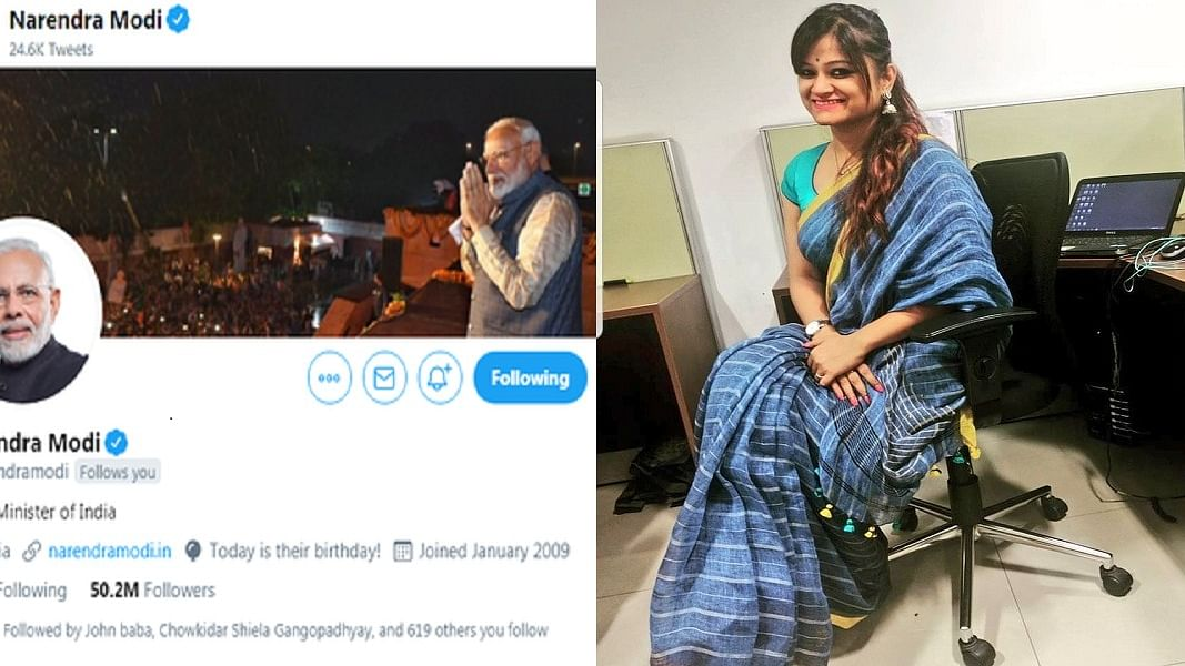 पीएम मोदी के फॉलो करते ही हैक हो गया लड़की का ट्विटर अकाउंट, जन्मदिन की बधाई देना पड़ा महंगा!