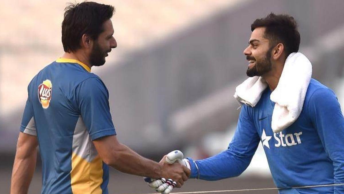 भारत और पाकिस्तान के बीच T-20 सीरीज की तैयारी, पर भारतीय क्रिकेटरों को लेकर ये क्या बोल गए अफरीदी!