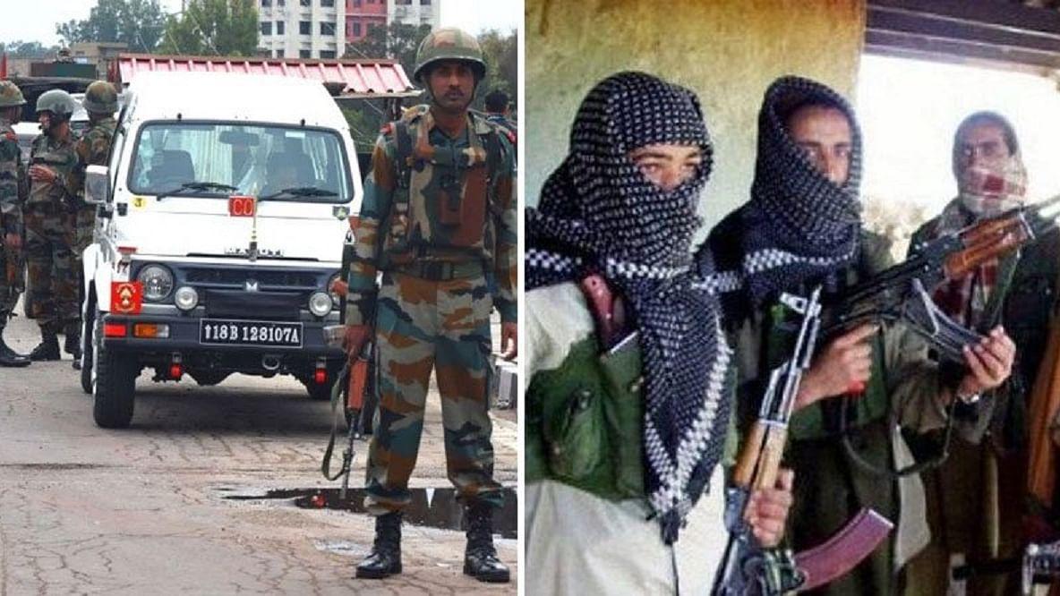 जम्मू-कश्मीर में घूम रहे हैं 273 आतंकी, ये है आतंकियों का 'खूंखार प्लान'