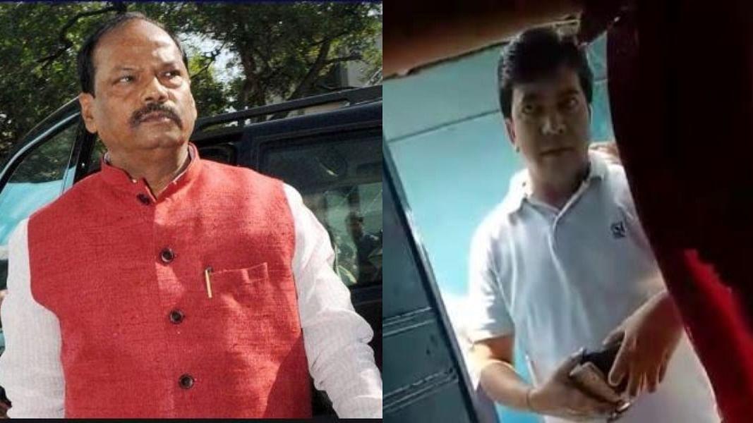 झारखंडः चुनाव से ठीक पहले  साले की वजह से घिरे सीएम रघुवर दास, नोटबंदी के समय का मामला बना गले की फांस