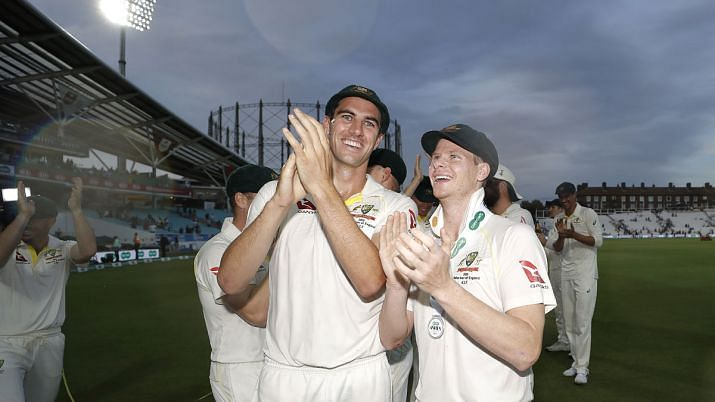 आईसीसी टेस्ट रैंकिंग में  स्टीव स्मिथ और पैट कमिंस शीर्ष पर कायम, जानिए कौन से नंबर पर हैं भारतीय खिलाड़ी
