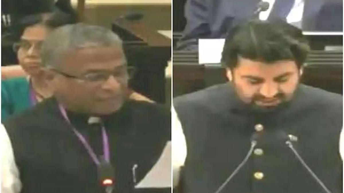 मालदीव में भी पस्त हुआ पाकिस्तान, कश्मीर मसले पर जमकर लगी लताड़, देखें वीडियो