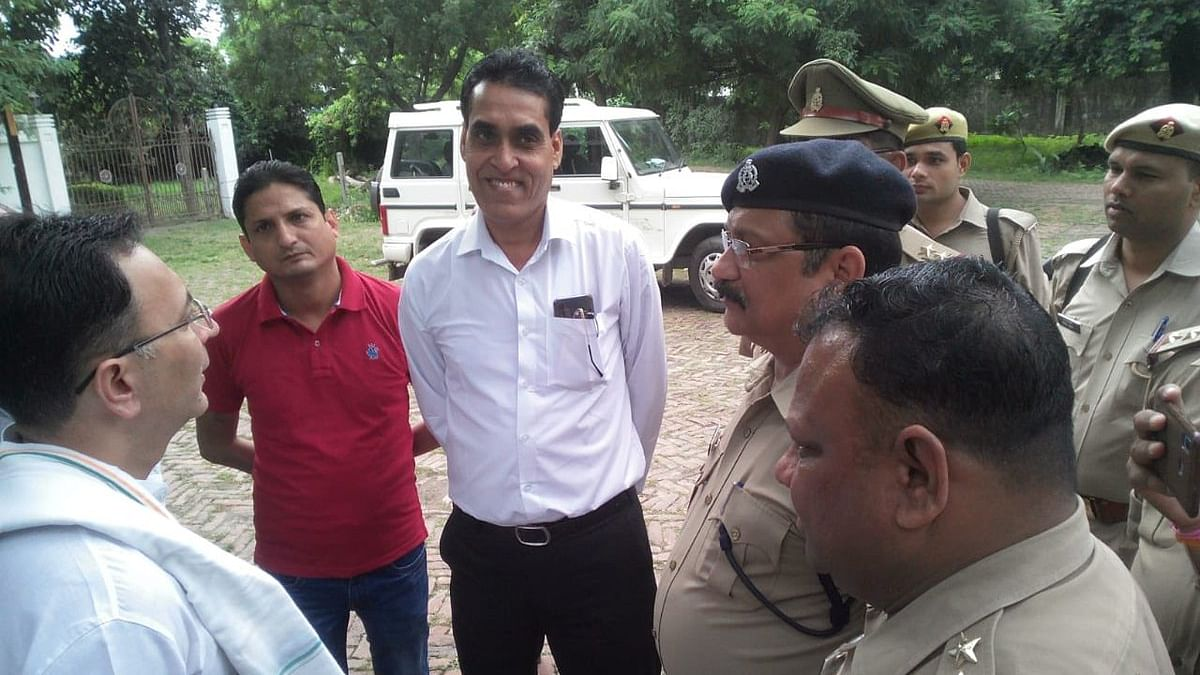 शाहजहांपुर में कांग्रेस की पदयात्रा से डरी योगी सरकार? जितिन प्रसाद समेत कई नेताओं को किया नजरबंद