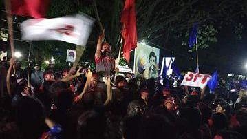 हैदराबाद विश्वविद्यालय छात्रसंघ चुनाव: सेंट्रल पैनल के पदों पर लेफ्ट गठबंधन का कब्जा, ABVP  का पत्ता साफ