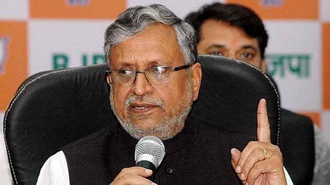 बिहार के डिप्टी सीएम सुशील मोदी ने आर्थिक मंदी पर दिया ऐसा बयान कि अर्थशास्त्रियों का भी चकरा जाएगा दिमाग!