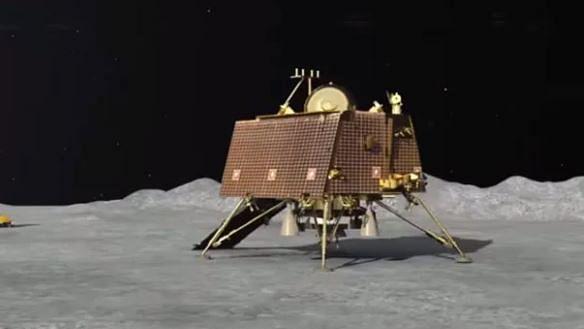 चंद्रयान-2: विक्रम लैंडर की खोज में ISRO की मदद करने साथ आया दुनिया का सबसे बड़ा स्पेस रिसर्च सेंटर, भेजा पैगाम