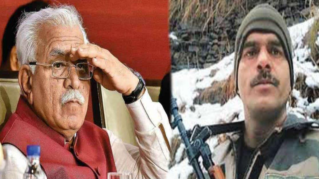 पीएम मोदी के खिलाफ ताल ठोकने वाले तेज बहादुर अब खट्टर के खिलाफ लड़ेंगे चुनाव, कहा- बेरोजगारी बड़ा मुद्दा
