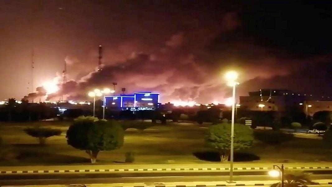 सऊदी  तेल कंपनी में भड़की आग पूरे मध्य पूर्व को लेगी लपेटे में, भारत पर भी गिरेंगे इस आग के शोले