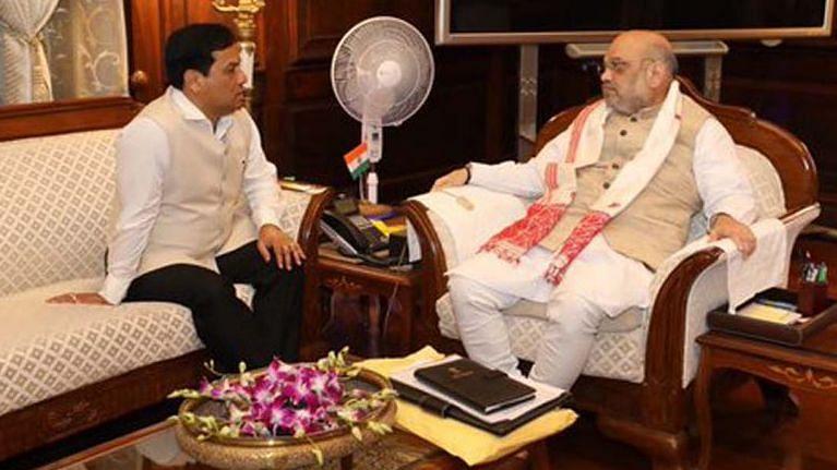 क्या बीजेपी को उल्टा पड़ गया है एनआरसी? असम के नाराज पार्टी नेता अमित शाह से करेंगे मुलाकात