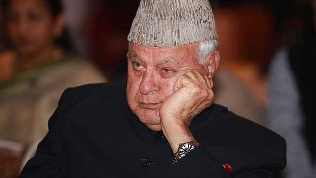 फारुक अब्दुल्लाह पर पीएसए से कश्मीरी अचंभित, अलगाववाद का खतरा बढ़ने की आशंका