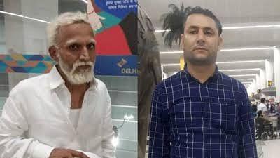एक युवक की सनक से सबके उड़े होश, 32 साल का युवक 81 साल का बूढ़ा बनकर जा रहा था अमेरिका, एयरपोर्ट पर गिरफ्तार