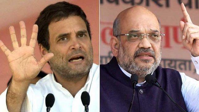हिंदी वाले बयान पर चौतरफा घिरे शाह, राहुल गांधी  ने घेरा, कमल हासन बोले- कोई शाह, सुल्तान  नहीं तोड़ सकता वादा