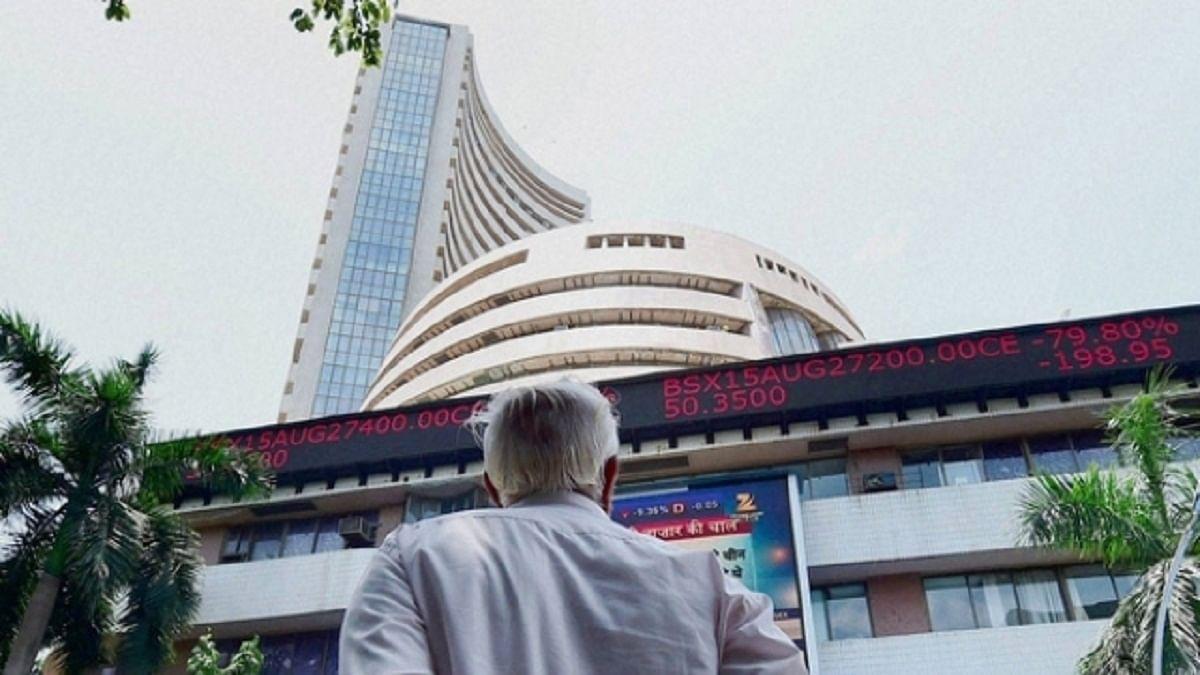 शेयर बाजार में कोहराम, सेंसेक्स 470 अंक गिरकर बंद, निवेशकों के 1.69 लाख करोड़ स्वाहा