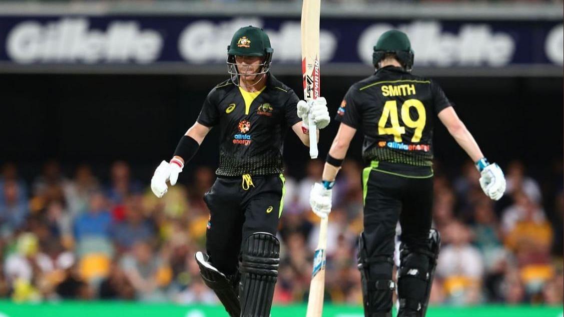 वार्नर-स्मिथ की शानदार पारी की बदौलत श्रीलंका के खिलाफ ऑस्ट्रेलिया ने जीता दूसरा टी-20, सीरीज में बनाई 2-0 की बढ़त