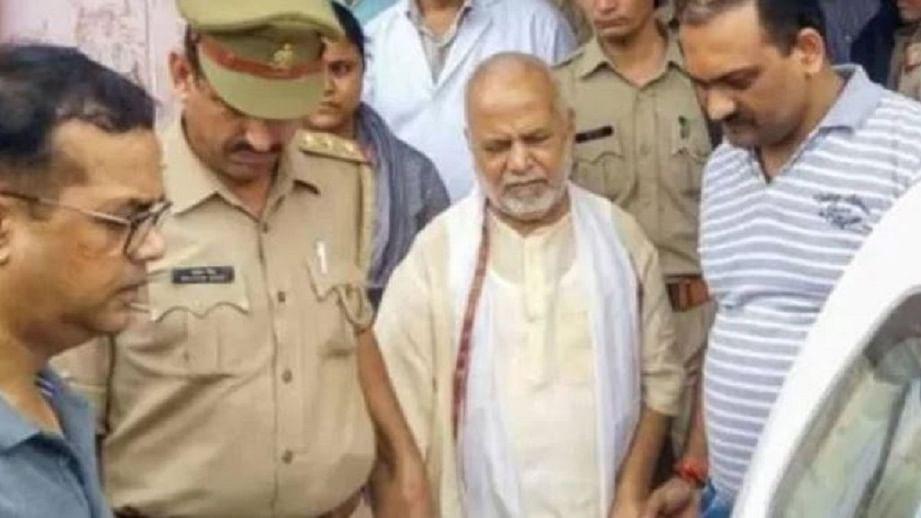 शाहजहांपुर केस: छात्रा से रेप के आरोपी बीजेपी नेता चिन्मयानंद को अस्पताल से मिली छुट्टी, भेजा गया जेल