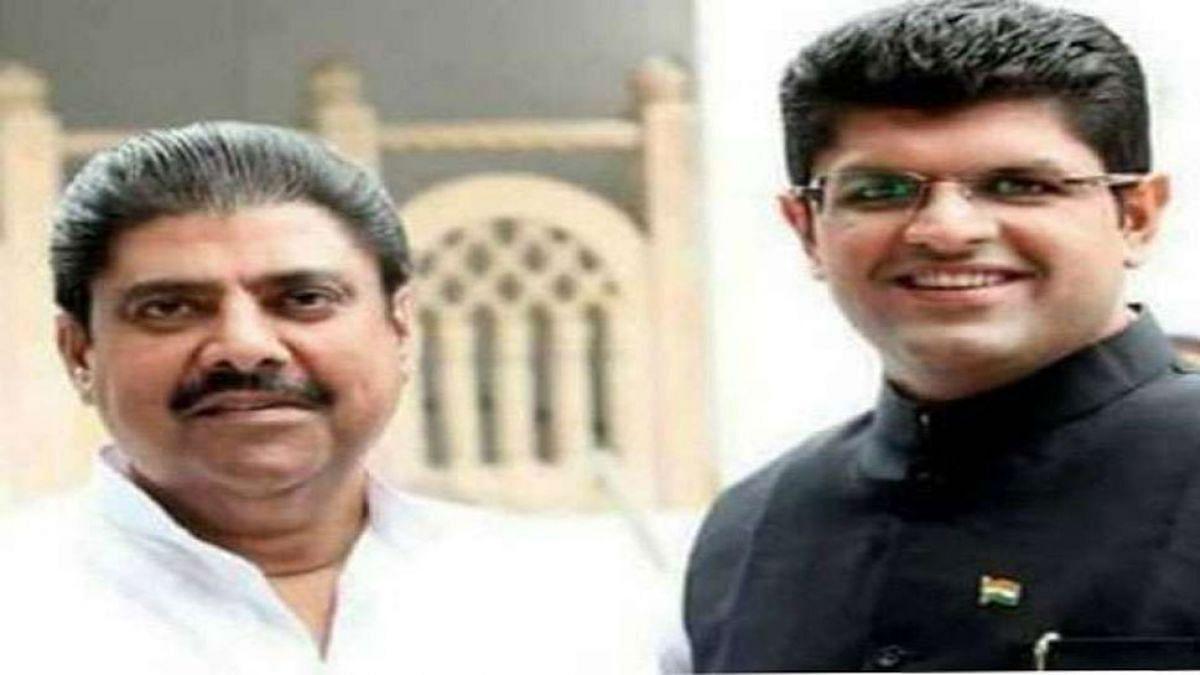 BJP को समर्थन देने का ईनाम, दुष्यंत के पिता अजय चौटाला को मिली फरलो, दो हफ्तों के लिए तिहाड़ से होंगे रिहा