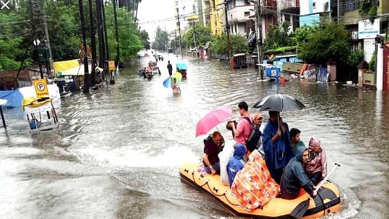 बिहार: पटना में फिर भारी बारिश का अलर्ट, जलजमाव की वजह से नरकीय जीवन जीने को मजबूर