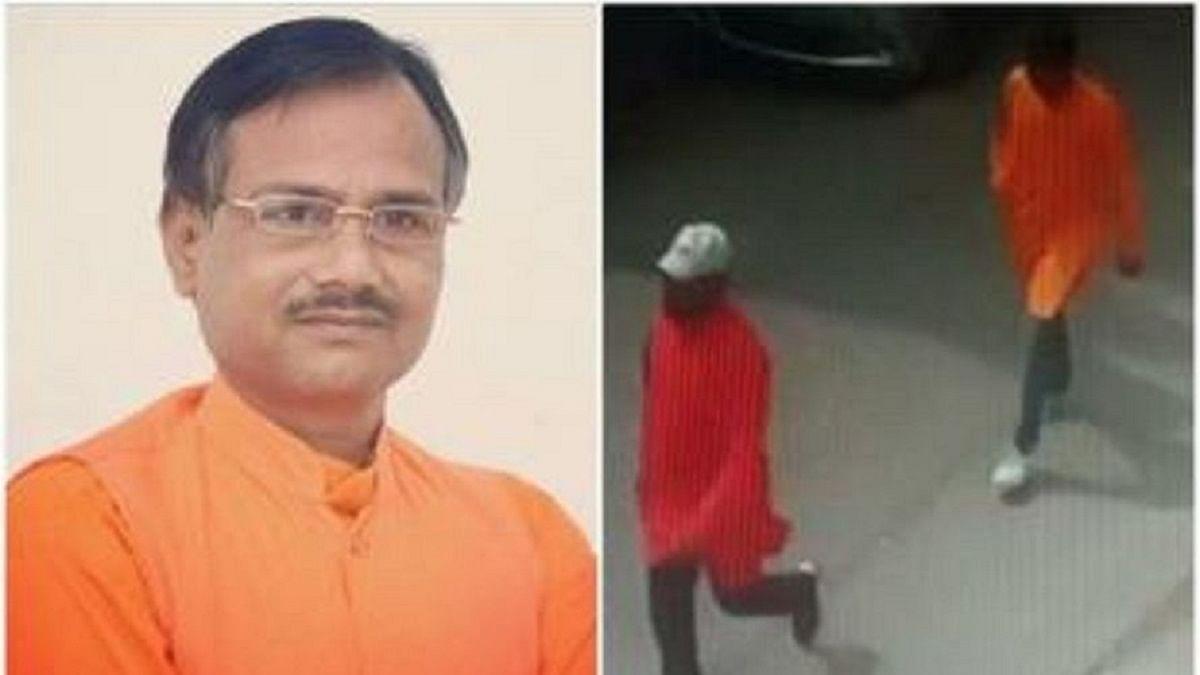 कमलेश तिवारी हत्याकांड: यूपी पुलिस की गिरफ्त से  हत्यारें अब भी बाहर, शाहजंहापुर में दिखे आरोपी, ईनाम घोषित