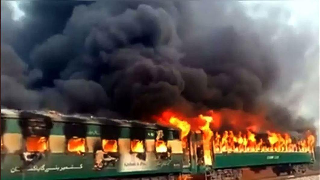 पाकिस्तान: कराची-रावलपिंडी एक्सप्रेस में धमाका, 70 लोगों की मौत, 30 से ज्यादा घायल